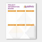 Project Information Board